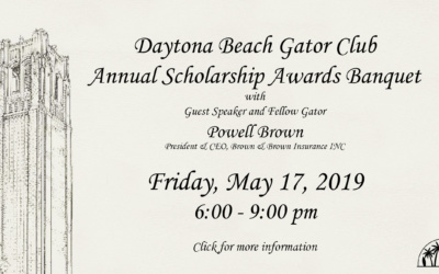 Annual Scholarship Awards Banquet