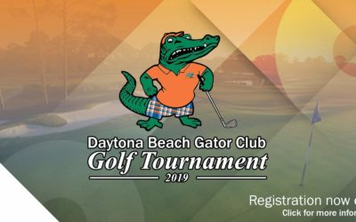 Daytona Beach Gator Club Golf Tournament