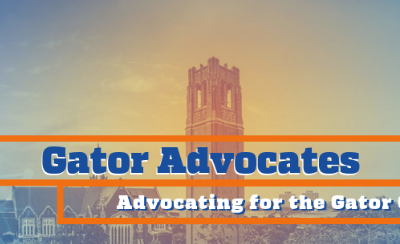 Gators for Higher Education Update