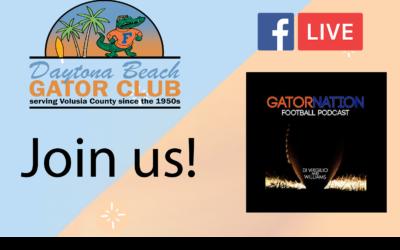 Facebook Live Event!