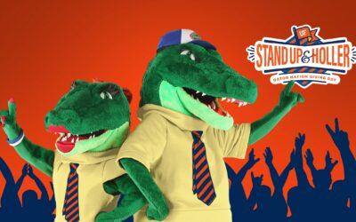 Gator Nation Giving Day 2021 – Feb 18